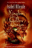 Kingdom of the Golden Dragon by Isabel Allende, 9780060589448