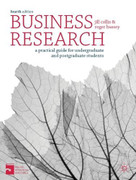 Business Research (A Practical Guide for Undergraduate and Postgraduate Students) by Jill Collis, Roger Hussey, 9780230301832