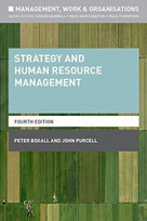 Strategy and Human Resource Management by Peter Boxall, John Purcell, 9781137407634