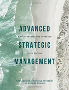Advanced Strategic Management (A Multi-Perspective Approach) by Véronique Ambrosini, Mark Jenkins, Nardine Mowbray, 9781137377944