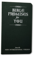 Bible Promises for You (from the New International Version) by  Zondervan, 9780310803881