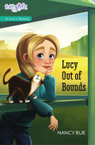 Lucy Out of Bounds - 9780310755050 by Nancy N. Rue, 9780310755050