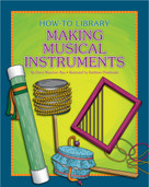 Making Musical Instruments - 9781634714372 by Dana Meachen Rau, Kathleen Petelinsek, 9781634714372