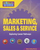 Marketing, Sales & Service - 9781534101937 by Diane Lindsey Reeves, 9781534101937