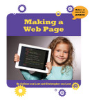 Making a Web Page - 9781534108790 by Colleen Van Lent, Christopher van Lent, 9781534108790