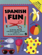Spanish Fun (Book + Audio CD) by Catherine Bruzzone, 9780071428163