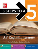 5 Steps to a 5: AP English Literature 2017 by Estelle M. Rankin, Barbara L. Murphy, 9781259583476