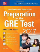 McGraw-Hill Education Preparation for the GRE Test 2017 by Erfun Geula, 9781259642982