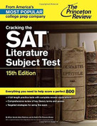 Cracking the SAT Literature Subject Test, 15th Edition by Princeton Review, 9780804125642