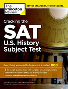 Cracking the SAT U.S. History Subject Test by Princeton Review, 9780804125727