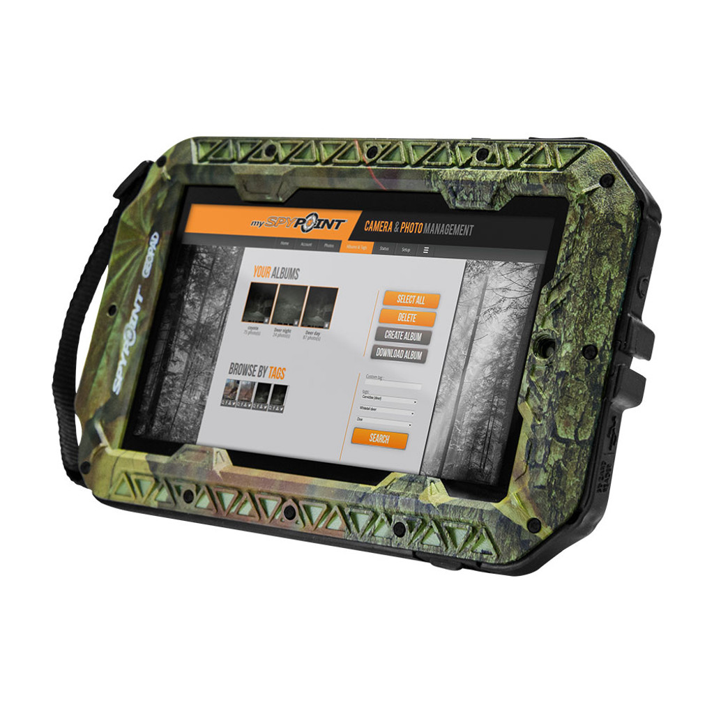 SPYPOINT GEOPAD HUNTING TABLET