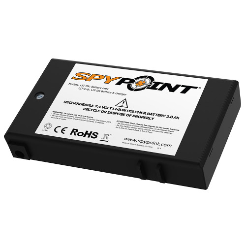 SPYPOINT LITHIUM BATTERY PACK