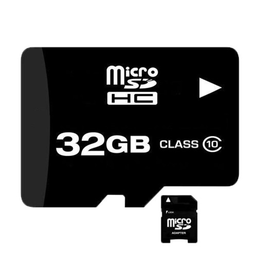 TACTACAM 32 GB MICRO SD CARD