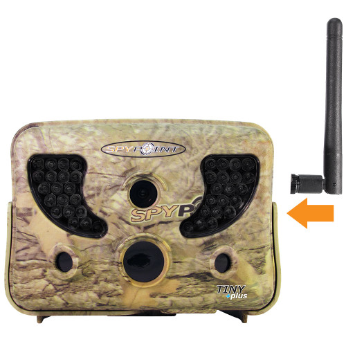 SPYPOINT TINY PLUS TRAIL CAMERA