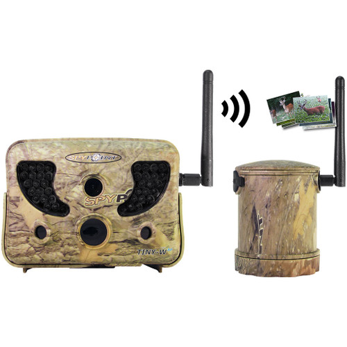 SPYPOINT WIRELESS BACKUP TRAIL CAMERA TINY WBF