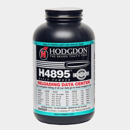 Hodgdon 4895 Smokeless Rifle Powder