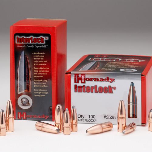 Hornady Interlock Bullets