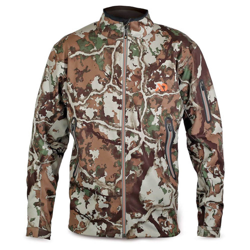 First Lite North Branch Soft Shell Fusion Camo