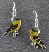 Goldfinch Earrings