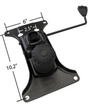 Replacement Tilt Control Mechanism Plate for Office & Task Chairs - S2979