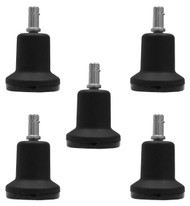 "2.25"" High Profile Bell Glide For Chairs & Stools - Set of 5 - S0007"