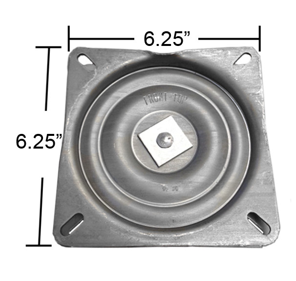 Replacement Bar Stool Swivel 6 25 Quot Square Angled