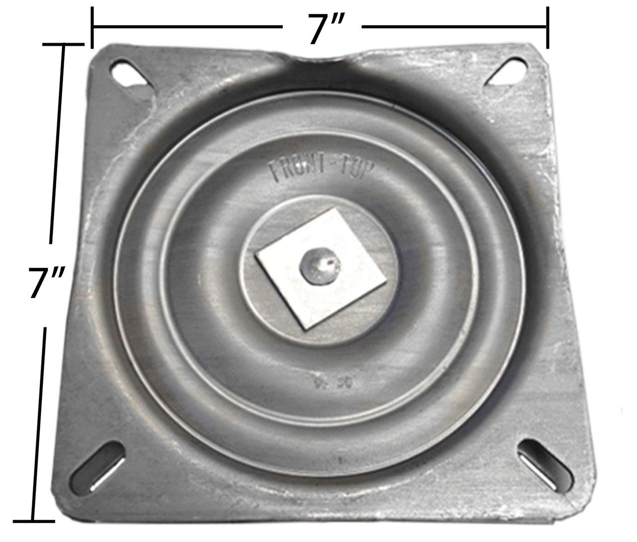 7quot Replacement Bar Stool Swivel : S4696252520Top252520View252520with252520dims25281252954635140427829612801280 from www.chairpartsonline.com size 1280 x 1091 jpeg 561kB