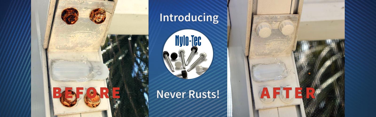 Nylo-Tec Pool Fastener Kits