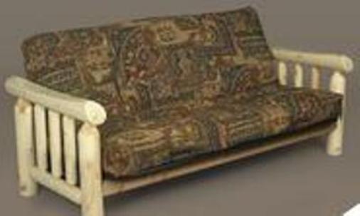 rustic cedar futon jpg cedar log cabin furniture  rh   adirondackcountrystore