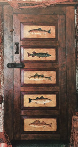 Great Fisherman Cabinet
