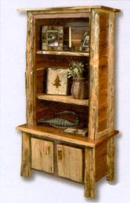 Rustic Bookshelf