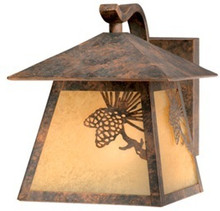 Whitebark Outdoor Light