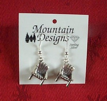 Adirondack Chair Earrings