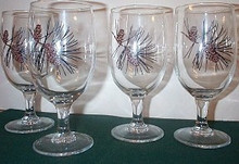 Pinecone Goblets