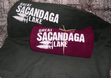 Great Sacandaga Lake Throw