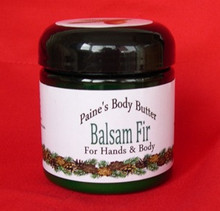 Balsam Fir Body Butter