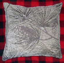 Pine Cone Tapestry Balsam Pillow