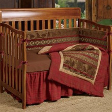 Baby Cascade Lodge Bedding