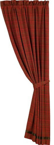 Cascade Lodge Curtain and Valance