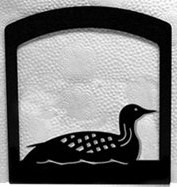 Loon Napkin Holder