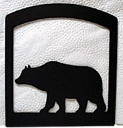 Bear Napkin Holder