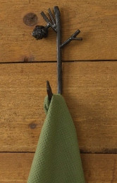 Pine Lodge Single Hook