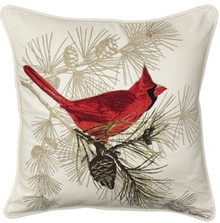 Nature Sings pillow