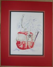 Gondola print