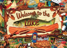 Welcome to the Lake puzzle