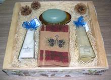 Bath Care gift crate