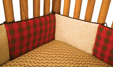 Northwoods Crib Bumpers
