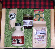 Breakfast Gift Crate