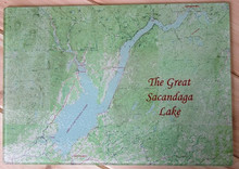 Great Sacandaga Lake Cutting Board