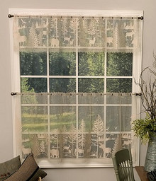 Valance and Tiers